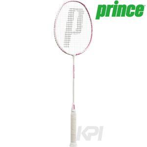 「2017新製品」Prince プリンス [COURT AXIS TEAM コートアクシスチーム  WH/MG G6 7BJ040]バドミントンラケット|sportsjapan