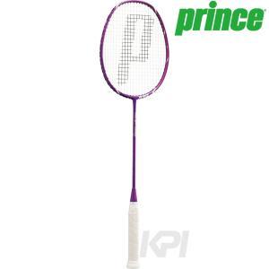 「2017新製品」Prince プリンス [COURT WINGS SL コートウィングスーパーライト  PU/MG G6 7BJ041]バドミントンラケット|sportsjapan