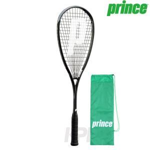 「2017モデル」「ガット張上げ済」Prince プリンス 「PRO HARRIER プロ ハリアー  7SJ001」スカッシュラケット|sportsjapan