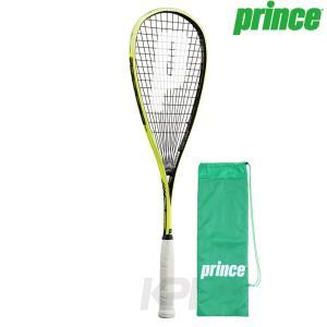 「2017モデル」「ガット張上げ済」Prince プリンス 「PRO REBEL プロ レベル  7SJ003」スカッシュラケット|sportsjapan
