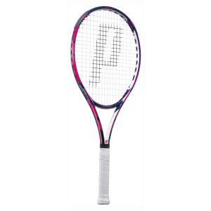 硬式テニスラケット プリンス Prince HARRIER TEAM 100 ハリアーチーム100 7T40A スマートテニスセンサー対応 KPI|sportsjapan