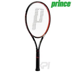 硬式テニスラケット プリンス Prince HARRIER PRO 107XR ハリアー プロ 107XR 7TJ014 スマートテニスセンサー対応|sportsjapan