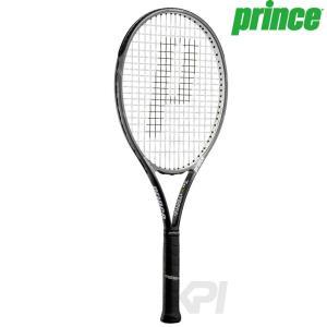 プリンス Prince 硬式テニスラケット EMBLEM 107XR エンブレム 107XR 7TJ015 スマートテニスセンサー対応 テニコレ掲載 KPI|sportsjapan