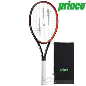 硬式テニスラケット プリンス Prince HARRIER PRO 100T ハリアープロ100T 7TJ019 スマートテニスセンサー対応 KPI 2017モデル|sportsjapan