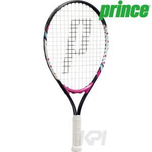 「2017新製品」「ガット張り上げ済み」Prince プリンス [SIERRA GIRLIV 21  シエラガール6 21  7TJ059]ジュニアテニスラケット|sportsjapan