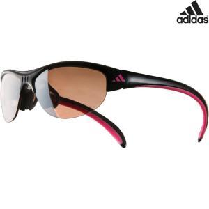 アディダス adidas 陸上サングラス   A129 GAZELLE S ブラックピンク A129016125|sportsjapan