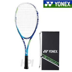 「2017新製品」「ガット張り上げ済」YONEX ヨネックス 「ACEGATE 63 エースゲート 63 ACE63G」ジュニアソフトテニスラケット|sportsjapan