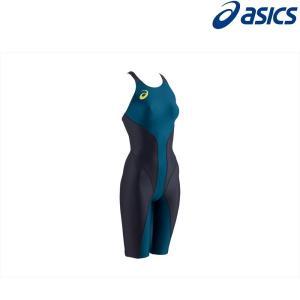 アシックス asics 水泳水着 レディース W'Sスパッツ ASL104-57|sportsjapan