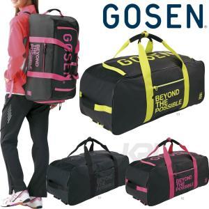 GOSEN(ゴーセン)「TOWNUSE 2WAYバッグ BA16T2W」テニスバッグKPI+|sportsjapan