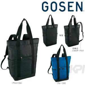 GOSEN ゴーセン 「2WAYトートバッグ Casual BA17C2W」テニスバッグ sportsjapan