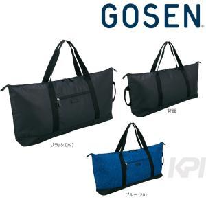 「2017新製品」GOSEN(ゴーセン)「ワイドトートバッグ Casual BA17CWT」テニスバッグKPI+|sportsjapan