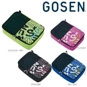 「2017新製品」GOSEN(ゴーセン)「ランドリーケース Funpra BA17FLC」テニスバッグKPI+|sportsjapan