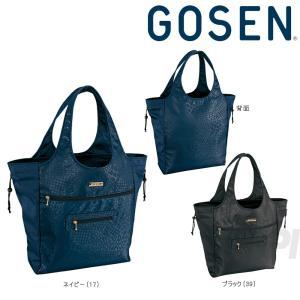 「2017新製品」GOSEN(ゴーセン)「ラケットトート Ladies BA17LRT」テニスバッグKPI+|sportsjapan