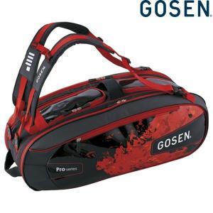 ゴーセン GOSEN テニスバッグ・ケース ユニセックス ラケットバッグPro4 BA18PR4-27 2月下旬発売予定※予約|sportsjapan