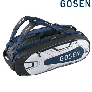 ゴーセン GOSEN テニスバッグ・ケース ユニセックス ラケットバッグProTour BA18PRTG-17|sportsjapan