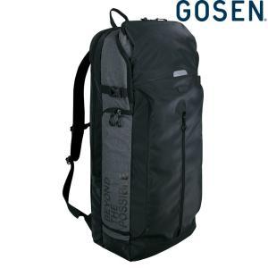 ゴーセン GOSEN テニスバッグ・ケース ユニセックス ラケットバックパックTownuse BA18TRB-33|sportsjapan