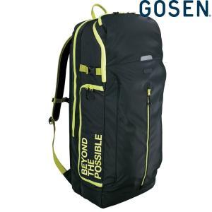 ゴーセン GOSEN テニスバッグ・ケース ユニセックス ラケットバックパックTownuse BA18TRB-53|sportsjapan