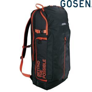 ゴーセン GOSEN テニスバッグ・ケース ユニセックス ラケットバックパックTownuse BA18TRB-56|sportsjapan