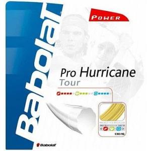 BabolaT バボラ 「PROHURRICANE TOUR プロハリケーンツアー 120/125/130/135 BA241074」硬式テニスストリング ガット sportsjapan