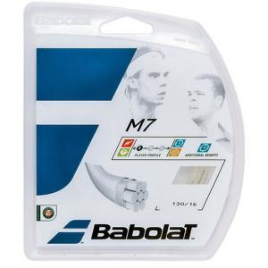 『即日出荷』BabolaT バボラ 「M7 200mロール」BA243131 硬式テニスストリング ガット KPI+|sportsjapan