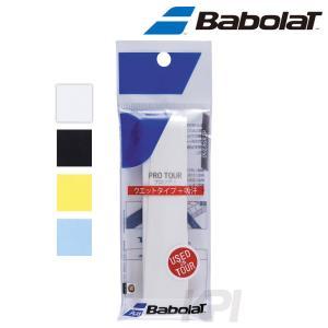 BabolaT バボラ 「Pro Tour プロツアー×1   1本入  BA651016」オーバーグリップテープKPI+|sportsjapan
