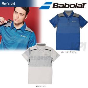テニスウェア ユニセックス バボラ Babolat ショートスリーブシャツ BAB-1700 2017SS 即日出荷 2017新製品|sportsjapan