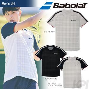 「2017新製品」Babolat バボラ 「Unisex ショートスリーブシャツ BAB-1706」テニスウェア「2017SS」『即日出荷』|sportsjapan