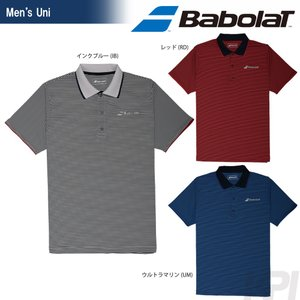 「2017新製品」Babolat バボラ 「Unisex ショートスリーブシャツ BAB-1710」テニスウェア「2017SS」『即日出荷』 sportsjapan