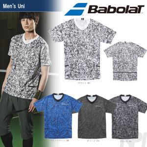 バボラ Babolat 「Unisex ショートスリーブシャツ BAB-1754」テニスウェア「2017FW」『即日出荷』|sportsjapan
