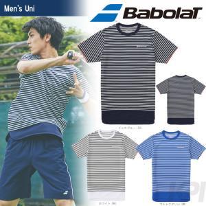 バボラ Babolat 「Unisex ショートスリーブシャツ BAB-1759」テニスウェア「2017FW」『即日出荷』|sportsjapan