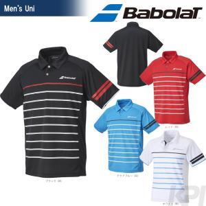 バボラ Babolat 「Unisex ショートスリーブシャツ BAB-1764」テニスウェア「2017FW」『即日出荷』|sportsjapan