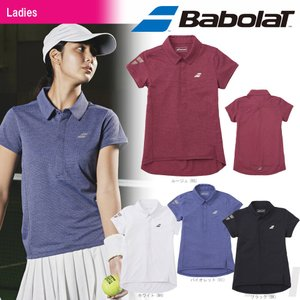 テニスウェア レディース バボラ Babolat Women's ショートスリーブシャツ BAB-1781W 2017FW 2017新製品|sportsjapan