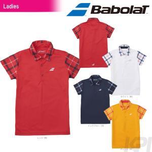 テニスウェア レディース バボラ Babolat Women's ショートスリーブシャツ BAB-1784W 2017FW 2017新製品|sportsjapan