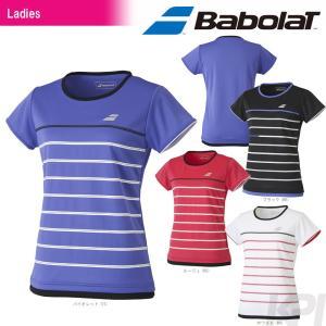 バボラ Babolat 「Women's レディース ショートスリーブシャツ BAB-1789W」テニスウェア「2017FW」『即日出荷』|sportsjapan