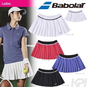 バボラ Babolat 「Women's レディース スカート BAB-2780W」テニスウェア「2017FW」『即日出荷』|sportsjapan