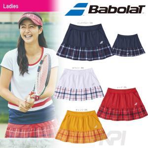 バボラ Babolat テニスウェア Women's レディース スカート BAB-2781W 2017FW 「2017新製品」|sportsjapan