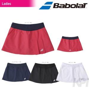 バボラ Babolat テニスウェア Women's レディース スカート BAB-2784W 2017FW 「2017新製品」|sportsjapan