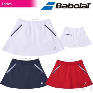 バボラ Babolat 「Women's レディース スカート BAB-2785W」テニスウェア「2017FW」『即日出荷』|sportsjapan