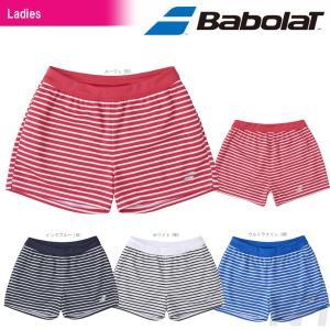 バボラ Babolat 「Women's レディース ショートパンツ BAB-2787W」テニスウェア「2017FW」『即日出荷』|sportsjapan