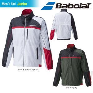 テニスウェア ユニセックス バボラ Babolat ジュニア ウィンドジャケット BAB-4654J 2016FW|sportsjapan