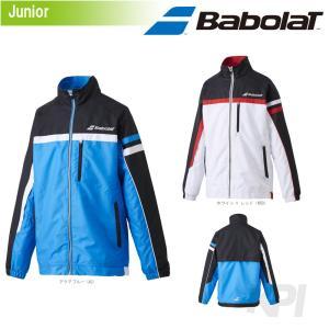 テニスウェア ユニセックス バボラ Babolat ジュニア ウィンドジャケット BAB-4758J 2017FW 2017新製品|sportsjapan