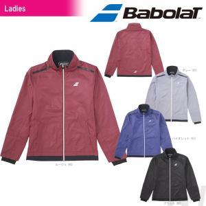 バボラ Babolat 「Women's レディース ヒートナビジャケット BAB-4780W」テニスウェア「2017FW」『即日出荷』|sportsjapan