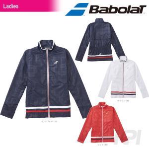 テニスウェア レディース バボラ Babolat Women's ヒートナビジャケット BAB-4782W 2017FW 2017新製品|sportsjapan
