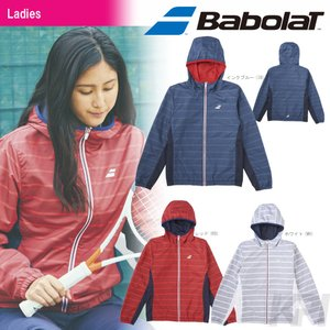 バボラ Babolat 「Women's レディース ヒートナビジャケット BAB-4783W」テニスウェア「2017FW」『即日出荷』|sportsjapan