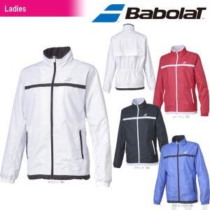 バボラ Babolat 「Women's レディース ウィンドジャケット BAB-4784W」テニスウェア「2017FW」『即日出荷』|sportsjapan