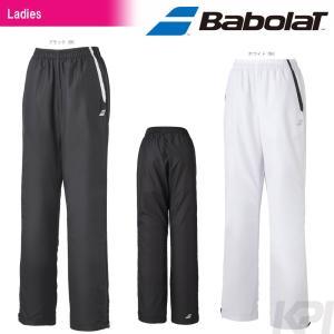 バボラ Babolat 「Women's レディース ウィンドパンツ BAB-4784WP」テニスウェア「2017FW」『即日出荷』|sportsjapan