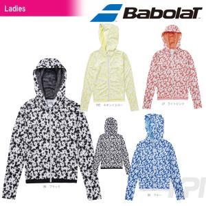 テニスウェア レディース バボラ Babolat Women's ライトジャケット BAB-5633W 2016SS テニコレ掲載|sportsjapan