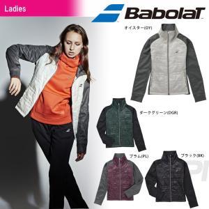『即日出荷』 Babolat バボラ 「Women's レディース ハイブリッドジャケット BAB-5680W」テニスウェア「2016FW」KPI+|sportsjapan