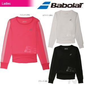 『即日出荷』「2017新製品」Babolat バボラ 「Women's レディース フリースプルオーバー BAB-5730W」テニスウェア「2017SS」 sportsjapan