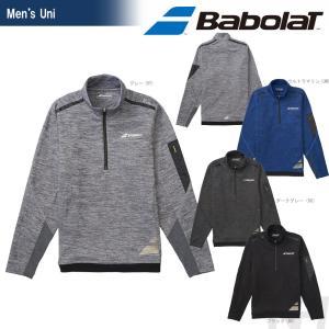 テニスウェア ユニセックス バボラ Babolat フリースプルオーバー BAB-5750 2017FW 2017新製品|sportsjapan